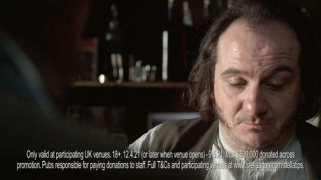 Stella Artois 2021 Advert Music - Tips