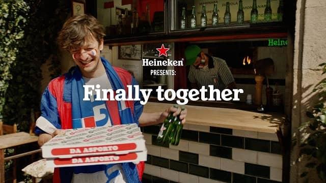 2021 Heineken Euro 2020 Advert - Classical Music