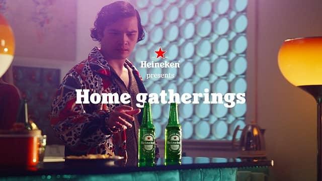 Heineken Home Gatherings - 2021 Advert Song (Perhaps)