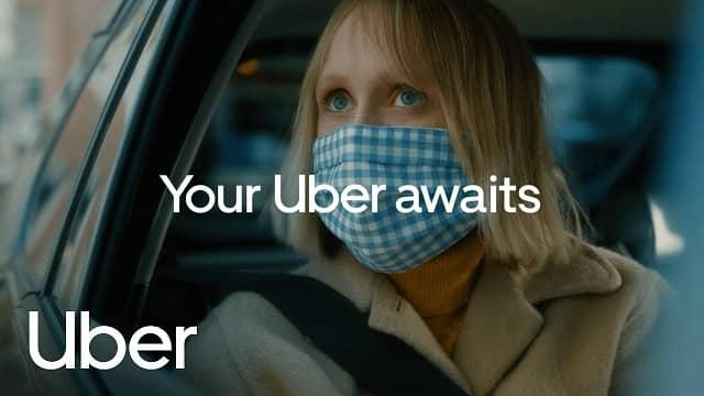 Uber Advert Song - Your Uber Awaits