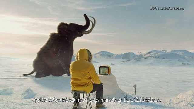 Betfair Euro 2020 Advert Song - Mamouth
