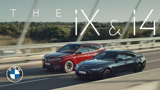BMW 2021 Advert Song - Higher Power