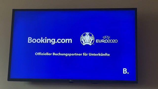 Booking.com EURO 2020 Sponsor - Advert Song