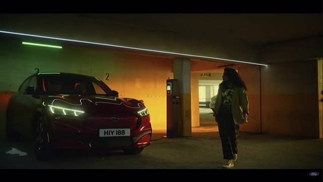 Ford Mustang Mach-E Advert - James Brown Song