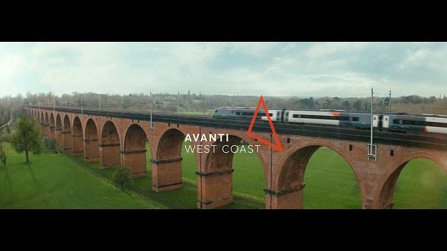 Avanti West Coast Advert Song - Skating Tortoise