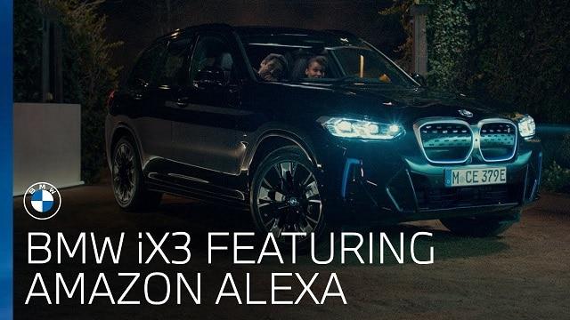 BMW i3 Advert with Amazon Alexa - Promises