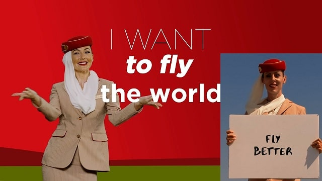 Emirates Advert Music - I Want To Fly the World
