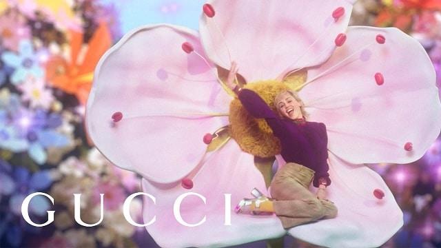 Gucci Flora Advert Music - Miley Cyrus