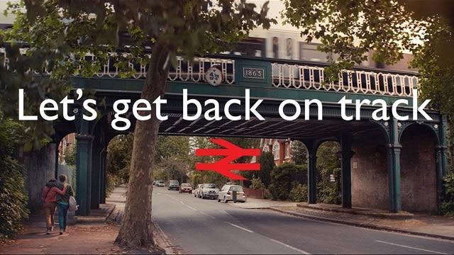 National Rail Advert Song - Love Me Again