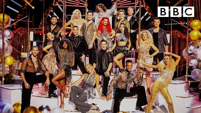 BBC Strictly Come Dancing 2021 - Trailer Music