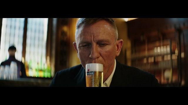 Heineken James Bond advert music - Worth The Wait