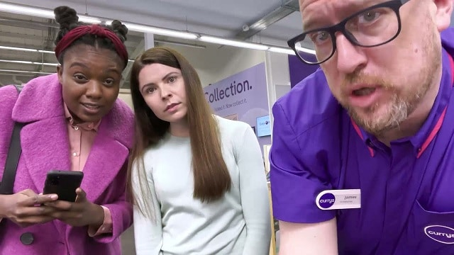 Currys Advert 2021 - Who Needs Experts?