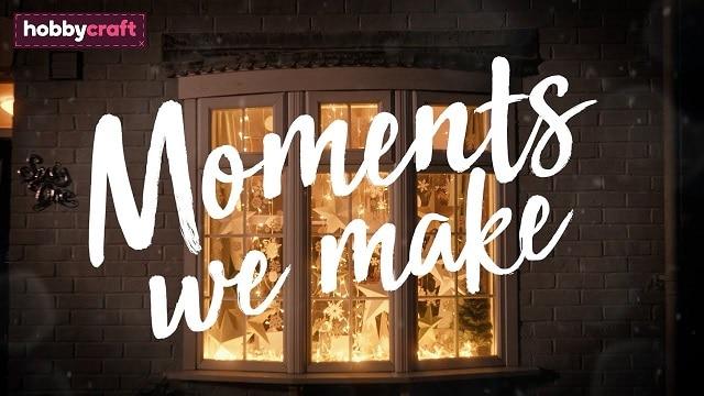 Hobbycraft Advert Music - Moments We Make This Christmas