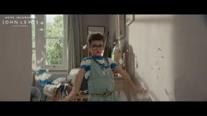 2021 John Lewis Home Insurance Advert Song
