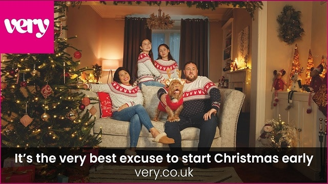 Very Christmas Advert 2021 - Early, Very Best Excuse